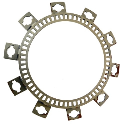 ABS Exciter Ring Pressed Steel 60 Teeth (Meritor)