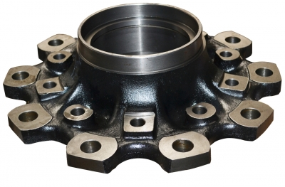 HUB ONLY - Repl MERITOR LMC Series (Disc)
