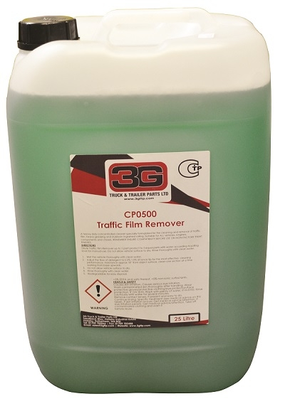 STANDARD TRAFFIC FILM REMOVER 25 LITRE
