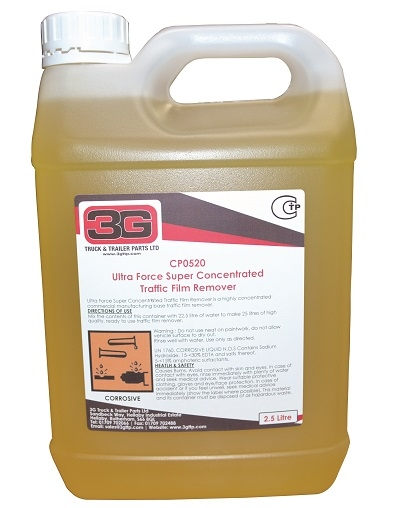 ULTRA FORCE SUPER CONCENTRATED TFR 2.5 LITRE