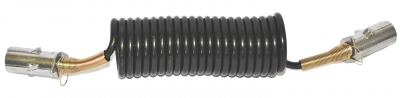 22T (4.5M) Electrical Coil Black
