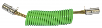 22T (4.5M) Electrical Coil Green