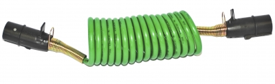 3.0M Electrical Coil Green