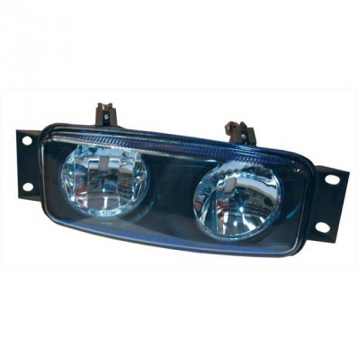FOG & SPOT LAMP RH (BLUE) Repl SCANIA 4
