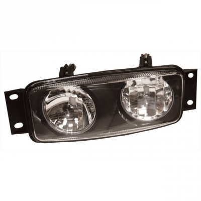 FOG & SPOT LAMP LH (CLEAR) Repl SCANIA 4