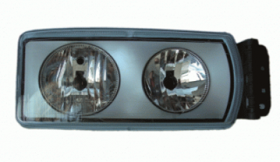 HEADLAMP R/H (Repl IVECO STRALIS/E-CARGO) C/W LOAD LEVELLING