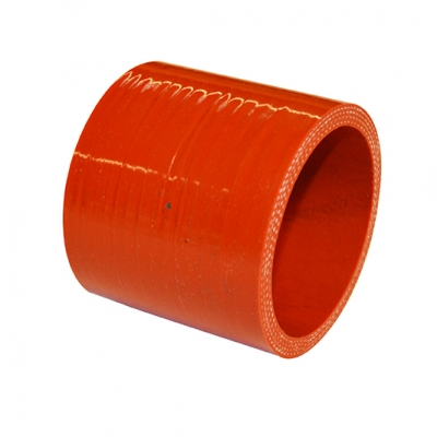 Silicone Hose Repl DAF D:76 x L:75mm RED
