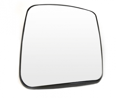MIRROR GLASS HEATED 200x197mm 24V RH