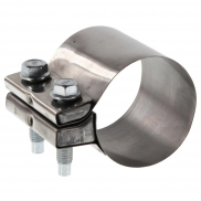 EXHAUST SEAL CLAMP 2.5'' (63.5mm)