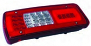 VIGNAL LED REAR LAMP LH (Repl SCANIA) w/o Number Plate Lamp