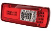 VIGNAL LED REAR LAMP TO FIT IVECO RH SIDE CONN/ALARM NO N/PL