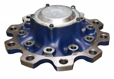 HUB ASSEMBLY - Repl MERITOR LM Series (Disc)